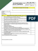 GSSL - SIND - FR046 Ingreso de Equipo Móvil y o de Izaje al Contrato.pdf