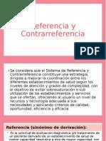 Referencia y Contrarreferencia