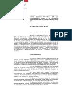 Circular Interpretativa sobre buenas prácticas de los proveedores frente a la pandemia provocada por el Coronavirus