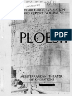 Ploesti Operations Report (1944)