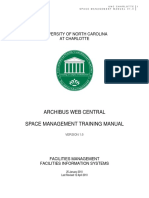 Space Management Training Manual