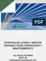 2020.03.31Rehabilitación, Inspección y Mantenimiento de Puentes de Acero y Mixtos - ALACERO 2020