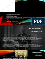 Exposición El Porfiriato