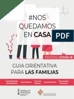 Guia Orientativa para Familias COVID19