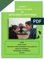 5. Unidade 2. As varetas e os paus. Sexo ou Sexualidade. Professor
