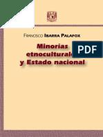 Ibarra Palafox - Minorías etnoculturales y Estado nacional