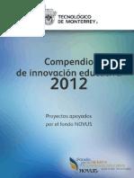 Compendiodeinnovacioneducativa_2012