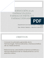 Farmacología, farmacocinética