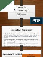 Financial Accounting I pres.