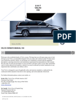 VOLVO V50 2007 User Manual