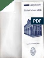 Historia universidad de san carlos