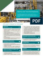 Fabrica de Transformadores Siemens.pdf