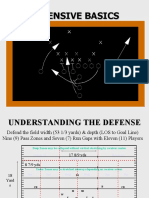 Defensive Basics