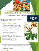 Familia Cucurbitaceae