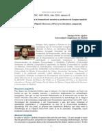 Revista Azulejo (definitivo) -- Enrique Ortiz - Las TIC como TAC en la formación de maestros y profesores de Lengua española y Literatura