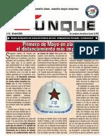 Revista Yunke nº 31   29 de abril 2020. (Órgano de Expresión de la Sección Sindical del S.A.T. en Navantia San Fernando. La Carraca-S