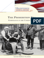 Louise Chipley Slavicek - The Prohibition Era_ Temperance in the United States (Milestones in American History) (2008)