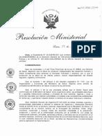RM_240-2020-MINSA 29 abril 2020 Modifica Numeral 7.10 en RM 193-2020-MINSA