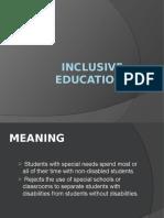 INCLUSIVE EDUCATION.pptx