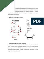 La Glucosa Quimica