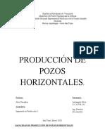 [PRODUCCION DE POZOS HORIZONTALES]
