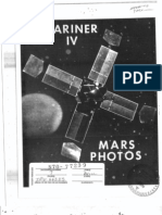 Mariner IV Mars Photos