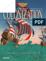 Sid Meier's Colonization Official Strategy Guide