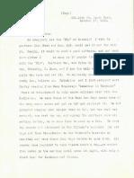 Lutiant 1918 Flu Letter