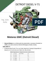MOTOR DETROIT DIESEL V-71