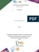 Plantilla de trabajo - Paso 4 - Cuento Infantil