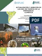 PPT sobre exposición NDC