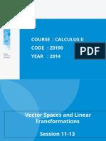 Z01900000220144004Z0190 Vector Space n Transformation Linear 11-13.pptx