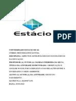 PCC de Aspectos Antropológicos e Sociológicos da educação. (1).docx