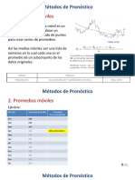 TALLER LOG pronosticos Slides
