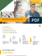 Modelo Educativo 2.0