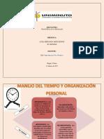 MANEJO DEL TIEMPO Y ORGANIZACION PERSONAL LUISA ORTIZ