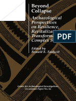 (Center for Anthropological Investigations Occasional Paper No. 42) Ronald K. Faulseit (ed.) - Beyond Collapse_ Archaeological Perspectives on Resilience, Revitalization, and Transformation in Complex.pdf