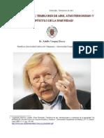 Dr. Adolfo Vasquez Rocca _peter Sloterdijk Temblores de Aire, Atmoterrorismo y Crepusculo de La Inmunidad_ucm