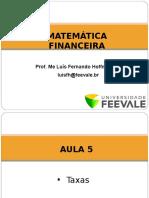 4ªAULA - Taxas.ppt