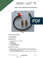 buchholz pneumatic-test