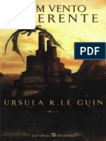 LE GUIN, Ursula K. Ciclo Terramar 5 - Num Vento Diferente