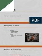 IMIN502 5-Perforación