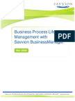 business process lifecycle management