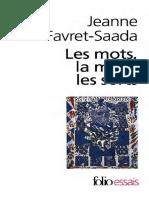 Mots Mort Sorts - Favret-Saada.pdf