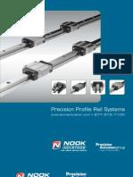 Nook Profile Rail