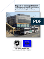 Property Value Impacts of BRT_NBRTI