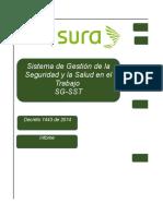 Guia para la implementacion  del SG - SST