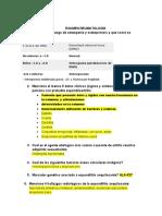 Examen Reumatologia