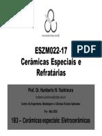 Eletrocerâmicas-3 Piezelétricos