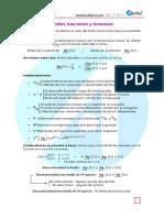 (3) Int. Bach. Límites, funciones y teoremas